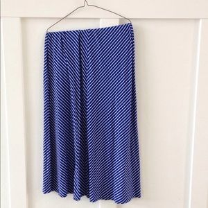 Dresses & Skirts - Cute spring maxi skirt!!!!!! size large